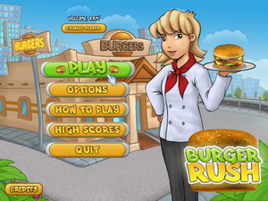 BurgerRush