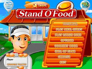 Game Masakan StandOFood